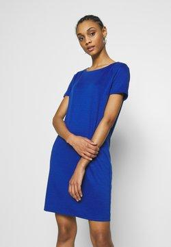 Vila - VITINNY NEW DRESS - Vestido de tubo - mazarine blue