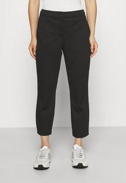 Vero Moda Petite - VMNYA GABBY ANKLE PANTS - Pantalones - black