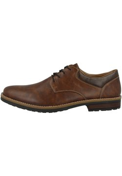 Rieker - Lace-ups - wood-toffee