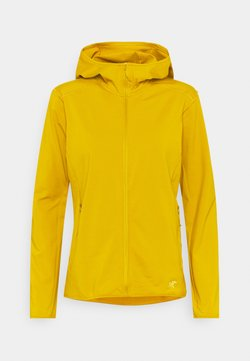 Arc'teryx - KYANITE LT HOODY WOMENS - Fleecejacke - pipe dream