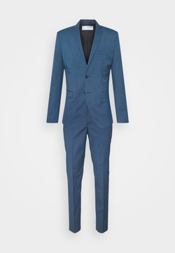 Selected Homme - SLHSLIM MYLOLOGAN SUIT  - Costume - blue ashes