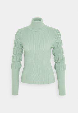 Trendyol - Stickad tröja - mint