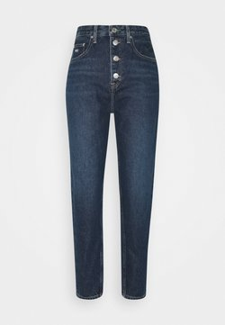 Tommy Jeans - MOM - Jeans Relaxed Fit - deep blue