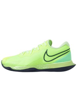 Nike Performance - da tennis per terra battuta - ghost green/blackened blue/barely volt