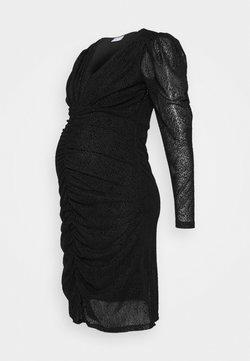 MAMALICIOUS - MLCORA DRESS - Shift dress - black