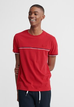 Superdry - T-Shirt print - rouge red