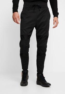 G-Star - MOTAC SLIM TAPERED - Jogginghose -  black