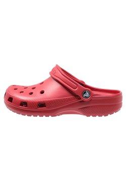 Crocs - CLASSIC UNISEX - Badesandale - pepper
