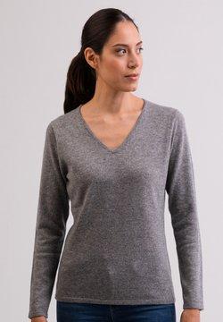 CASH-MERE - Pullover - grau