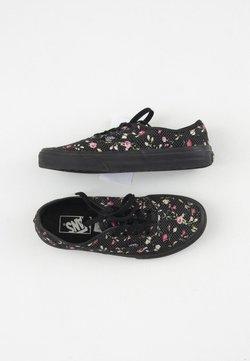 Vans - Sneakersy niskie - black