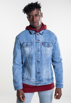 Levi's® - THE TRUCKER  - Veste en jean - blue denim