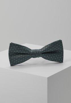 Calvin Klein - SHADOW DOT BOWTIE - Fliege - teal