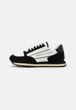 Armani Exchange - OSAKA  - Sneaker low - white/black