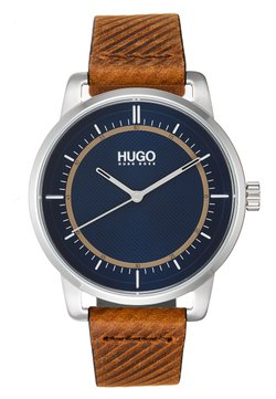 HUGO - REVEAL - Montre - brown/blue