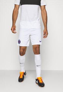Nike Performance - PARIS ST GERMAIN SHORT - Pantalón corto de deporte - white/old royal