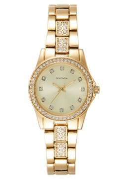 Sekonda - LADIES WATCH ROUND CASE - Rannekello - gold-coloured