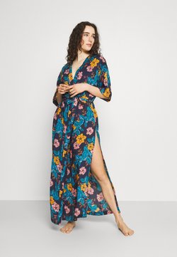 O'Neill - COVER UP - Beach accessory - blue /yellow