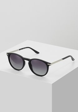 Pilgrim - SUNGLASSES MACON - Sonnenbrille - black