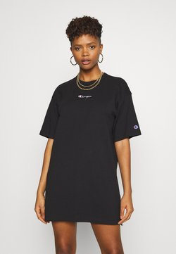 Champion Reverse Weave - DRESS - Jerseyjurk - black