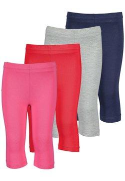 Blue Seven - 4 PACK - Leggings - pink nebel nachtblau