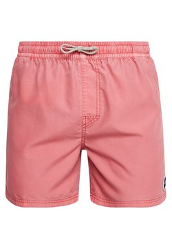 Rip Curl - VOLLEY SUNSET SHADES - Bañador - light red