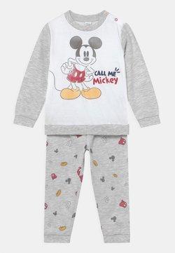 OVS - MICKEY - Pijama - grey melange