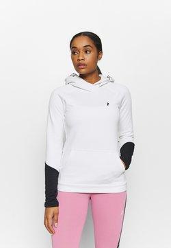 Peak Performance - RIDER HOOD - Sweatshirt - offwhite