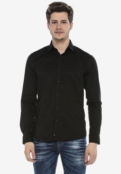 Cipo & Baxx - HECTOR - Businesshemd - schwarz