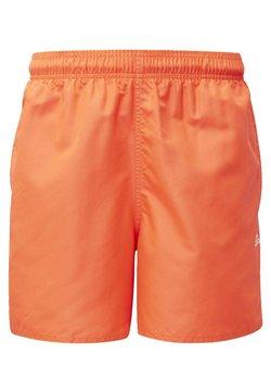 adidas Performance - CLX SOLID  - Swimming shorts - orange