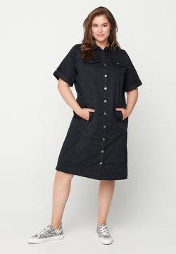 Zizzi - Jeanskleid - black
