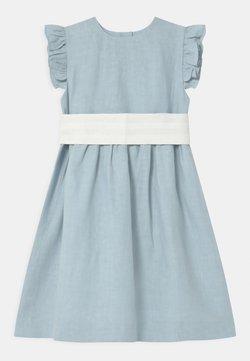 Twin & Chic - PERLA - Blusenkleid - blue