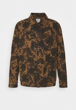 Wood Wood - AXEL SHIRT - Summer jacket - khaki