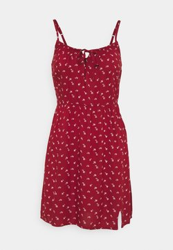 Hollister Co. - BARE DRESS - Kjole - red