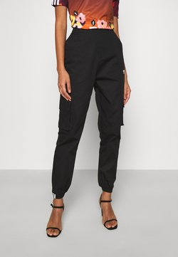 adidas Originals - PANT - Bojówki - black