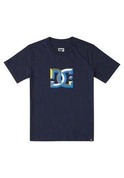 DC Shoes - T-shirt print - navy blazer