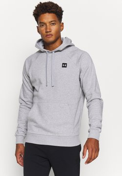 Under Armour - RIVAL  - Huppari - mod gray light heather