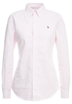 Polo Ralph Lauren - OXFORD KENDAL SLIM FIT - Camisa - pink/white