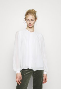 Forever New - JOSEPHINE PLEAT DETAIL BLOUSE - Blouse - porcelain