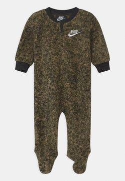 Nike Sportswear - DIGI CONFETTI UNISEX - Nattdrakt - rough green