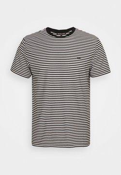 Michael Kors - FEEDER STRIPE TEE - T-Shirt print - black