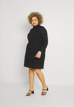 CAPSULE by Simply Be - DRESS - Day dress - black