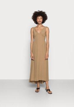 Esprit Collection - DRESS - Maxikleid - bark