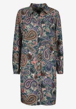Next - Vestido camisero - teal
