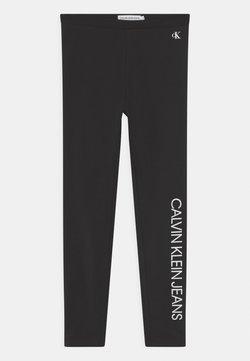 Calvin Klein Jeans - LOGO - Legging - black