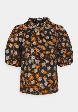 Hofmann Copenhagen - MAUDE - T-Shirt print - mandarin orange