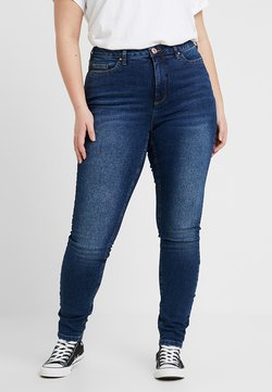 JUNAROSE - by VERO MODA - JRZERO NOVA  - Jeans Skinny Fit - medium blue denim