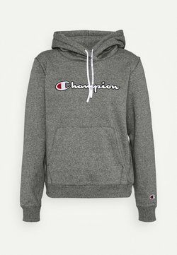Champion - HOODED ROCHESTER - Huppari - mottled grey