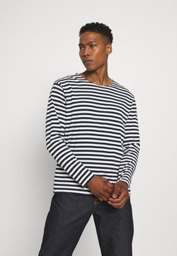 Minimum - ORVILLE  - Langarmshirt - navy blazer