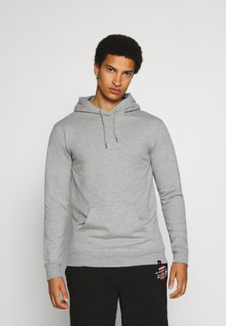 Newport Bay Sailing Club - CORE HOOD - Hoodie - grey