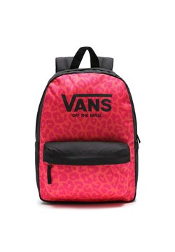 Vans - GR GIRLS REALM BACKPACK - Ryggsäck - fuchsia purple